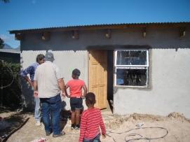 Mee bouwen aan het huisje